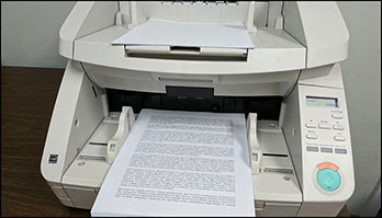 document scanning and imaging service